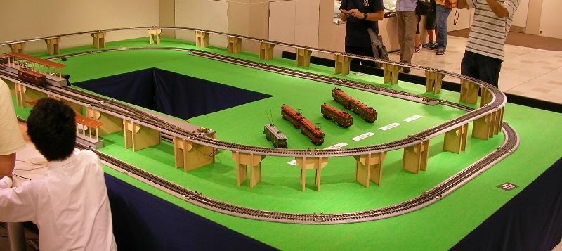 阪急百貨店 鉄道模型フェスティバル 2010 その2 _a0066027_22453514.jpg