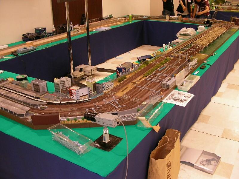 阪急百貨店 鉄道模型フェスティバル 2010 その2 _a0066027_22461918.jpg