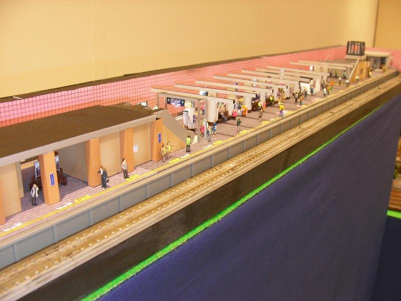 阪急百貨店 鉄道模型フェスティバル 2010 その2 _a0066027_22482889.jpg