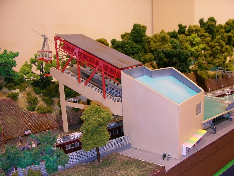 阪急百貨店 鉄道模型フェスティバル 2010 その2 _a0066027_2249316.jpg