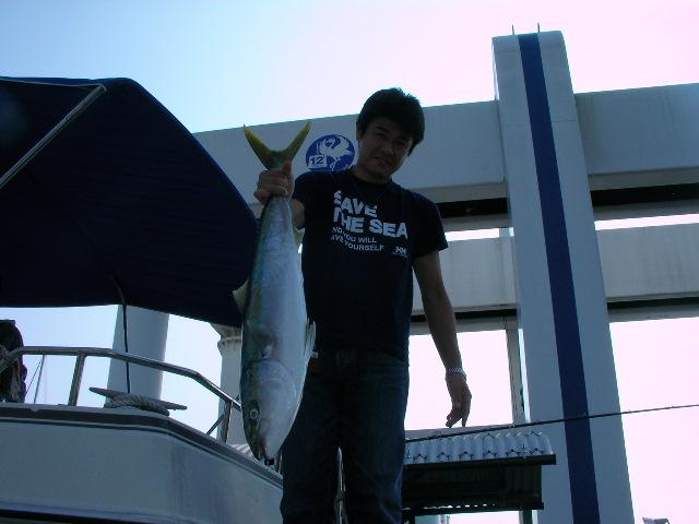 昨日から一転して今日は大漁! 14隻出航!_a0132631_17342886.jpg