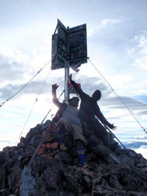 Mt Wilhelm★到着4,509m_e0182138_20155818.jpg