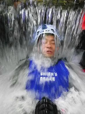 キャニオニング水上 西黒沢&FOXキャニオニング_a0150951_21365234.jpg