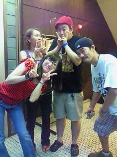 レコーディング→終電終了→今から代々木公園!_d0072481_12435268.jpg