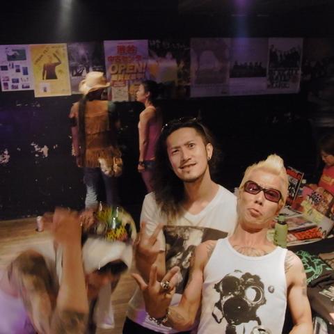 8/21(土)渋谷 LUSH  HEADROCK NIGHT  _c0223486_06573.jpg