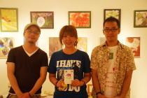 グループ展「下北沢大学GAoh!研究室」最終日_f0006713_7502121.jpg