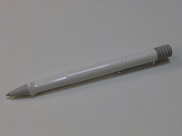 LAMY・サファリ(ボールペン)。_f0220714_22302210.jpg