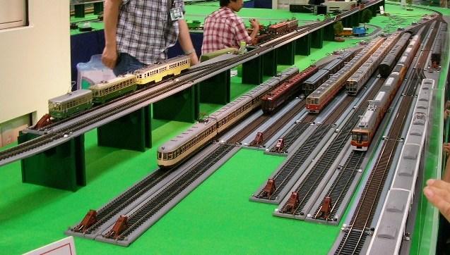 阪神百貨店 鉄道模型フェスティバル 2010 _a0066027_20314540.jpg