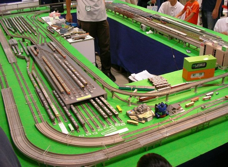 阪神百貨店 鉄道模型フェスティバル 2010 _a0066027_20335456.jpg
