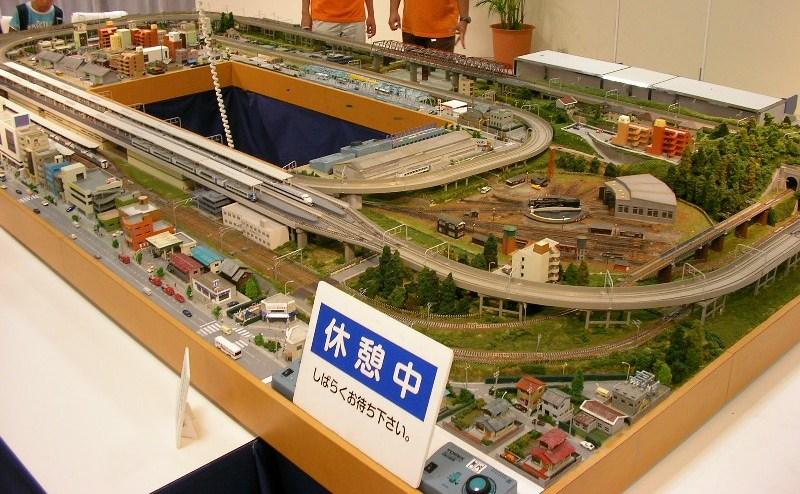 阪神百貨店 鉄道模型フェスティバル 2010 _a0066027_20345238.jpg