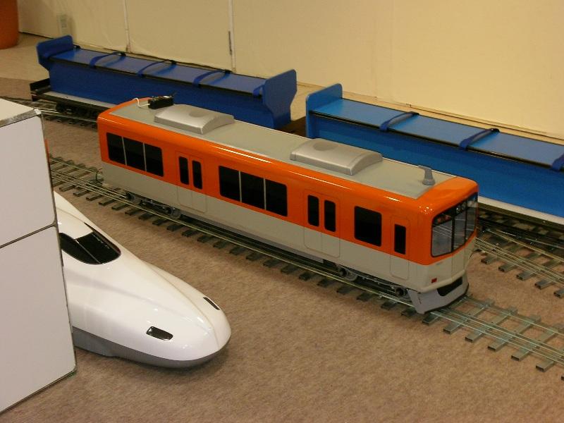 阪神百貨店 鉄道模型フェスティバル 2010 _a0066027_2035531.jpg