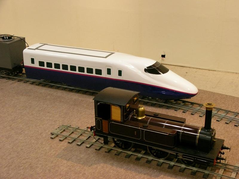 阪神百貨店 鉄道模型フェスティバル 2010 _a0066027_20371539.jpg