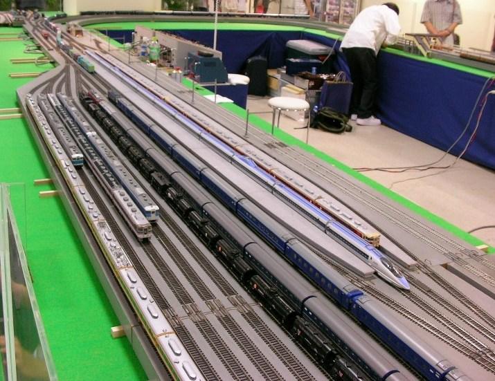 阪神百貨店 鉄道模型フェスティバル 2010 _a0066027_20573617.jpg