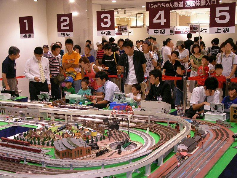 阪急百貨店 鉄道模型フェスティバル 2010 その2 _a0066027_21121535.jpg