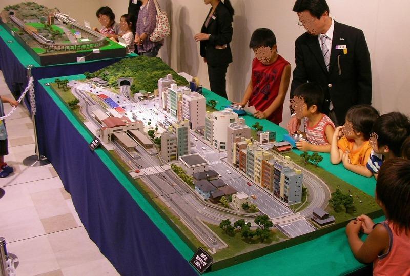 阪急百貨店 鉄道模型フェスティバル 2010 その2 _a0066027_21123939.jpg