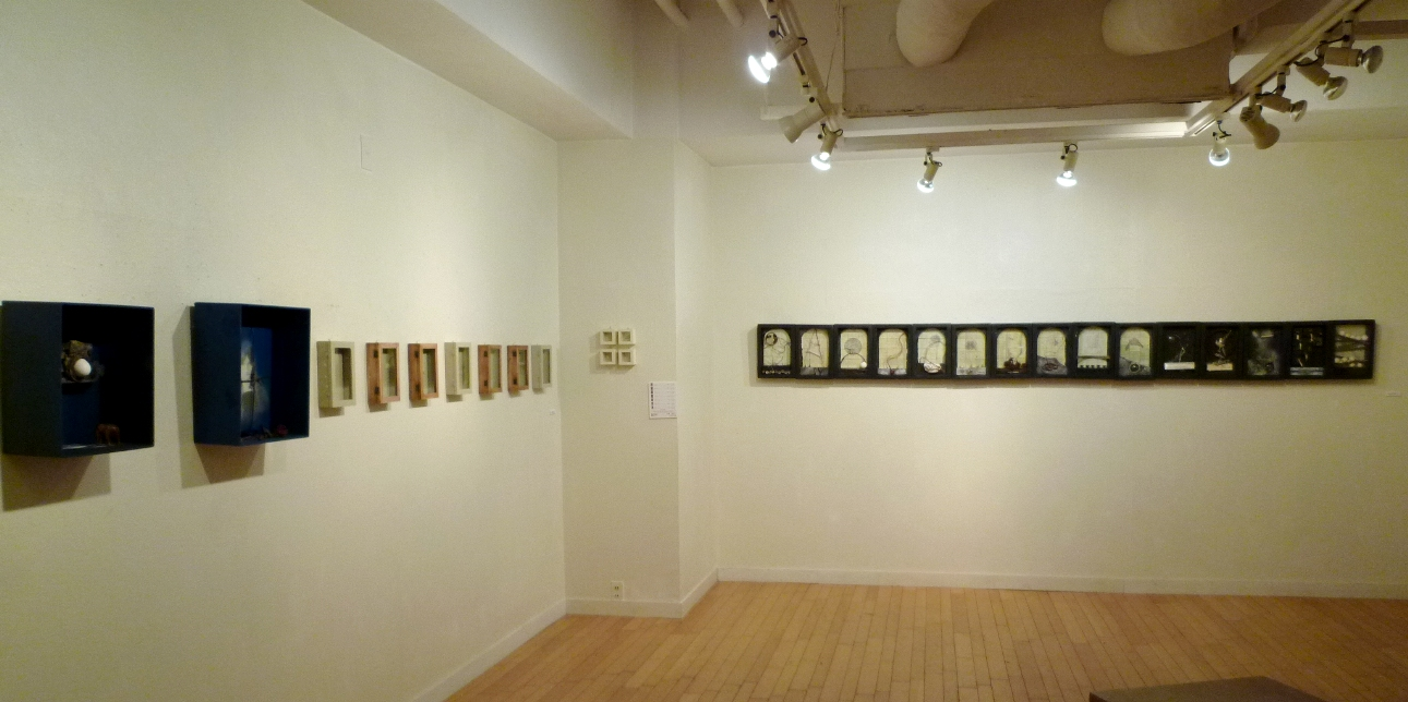 1349) たぴお 「EXBITION of BOX ART 4 (ボックス・アート展)」 8月23日(月)~8月28日(土)_f0126829_14224180.jpg