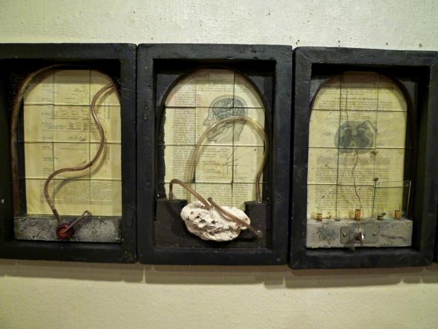 1349) たぴお 「EXBITION of BOX ART 4 (ボックス・アート展)」 8月23日(月)~8月28日(土)_f0126829_1515411.jpg