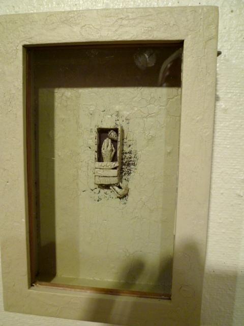 1349) たぴお 「EXBITION of BOX ART 4 (ボックス・アート展)」 8月23日(月)~8月28日(土)_f0126829_15221574.jpg