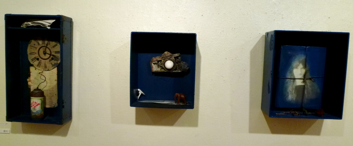 1349) たぴお 「EXBITION of BOX ART 4 (ボックス・アート展)」 8月23日(月)~8月28日(土)_f0126829_15312965.jpg