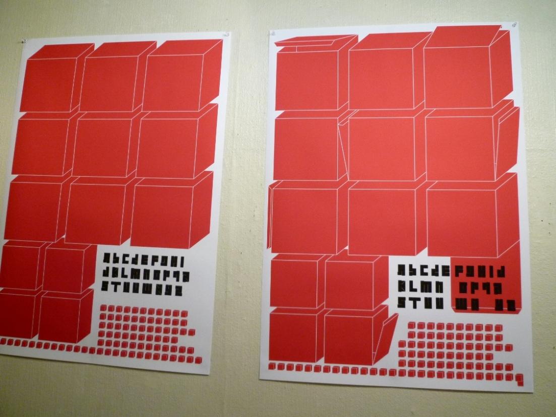 1349) たぴお 「EXBITION of BOX ART 4 (ボックス・アート展)」 8月23日(月)~8月28日(土)_f0126829_1602523.jpg