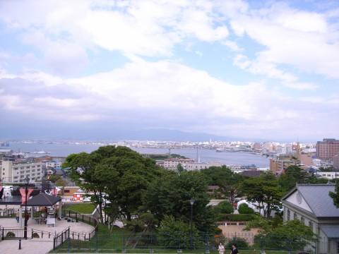 函館の旅 二日目~こんにちは北海道、はじめまして函館編~_c0065430_0522327.jpg