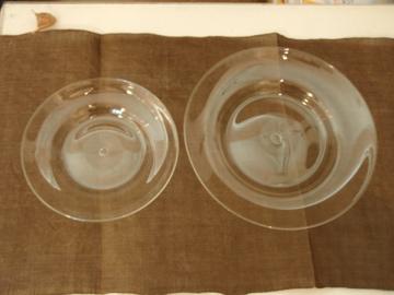 松岡洋二さんのガラス皿 など_b0132442_1724243.jpg