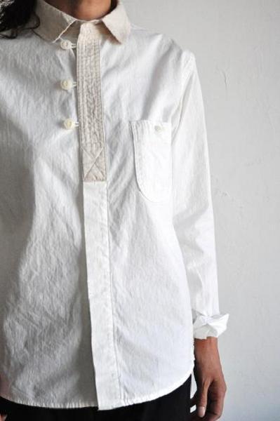 Ordinary fits ワークシャツ