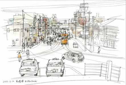 drawing~堀越克哉作品展_a0017350_0521719.jpg