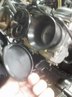 GPZ900R 洗車&ワックス!_a0163159_2350254.jpg