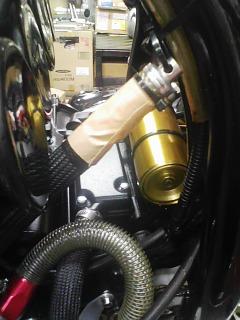 GPZ900R 洗車&ワックス!_a0163159_23503337.jpg