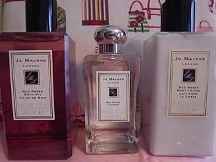 マダム松澤が教えてくれた英国の香り 「JO MALONE」♪ _b0051666_1059306.jpg