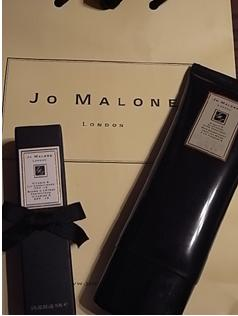 マダム松澤が教えてくれた英国の香り 「JO MALONE」♪ _b0051666_7391245.jpg