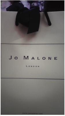 マダム松澤が教えてくれた英国の香り 「JO MALONE」♪ _b0051666_741424.jpg