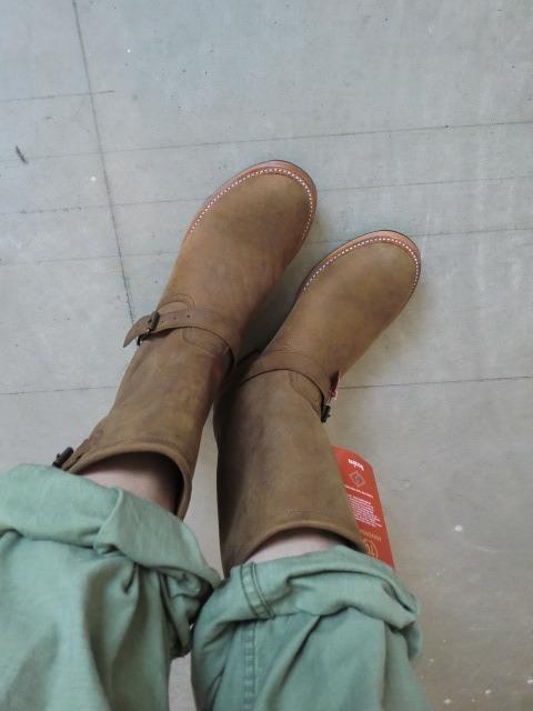 靴と雑貨と・・・ラジオ体操。_a0164280_21154199.jpg