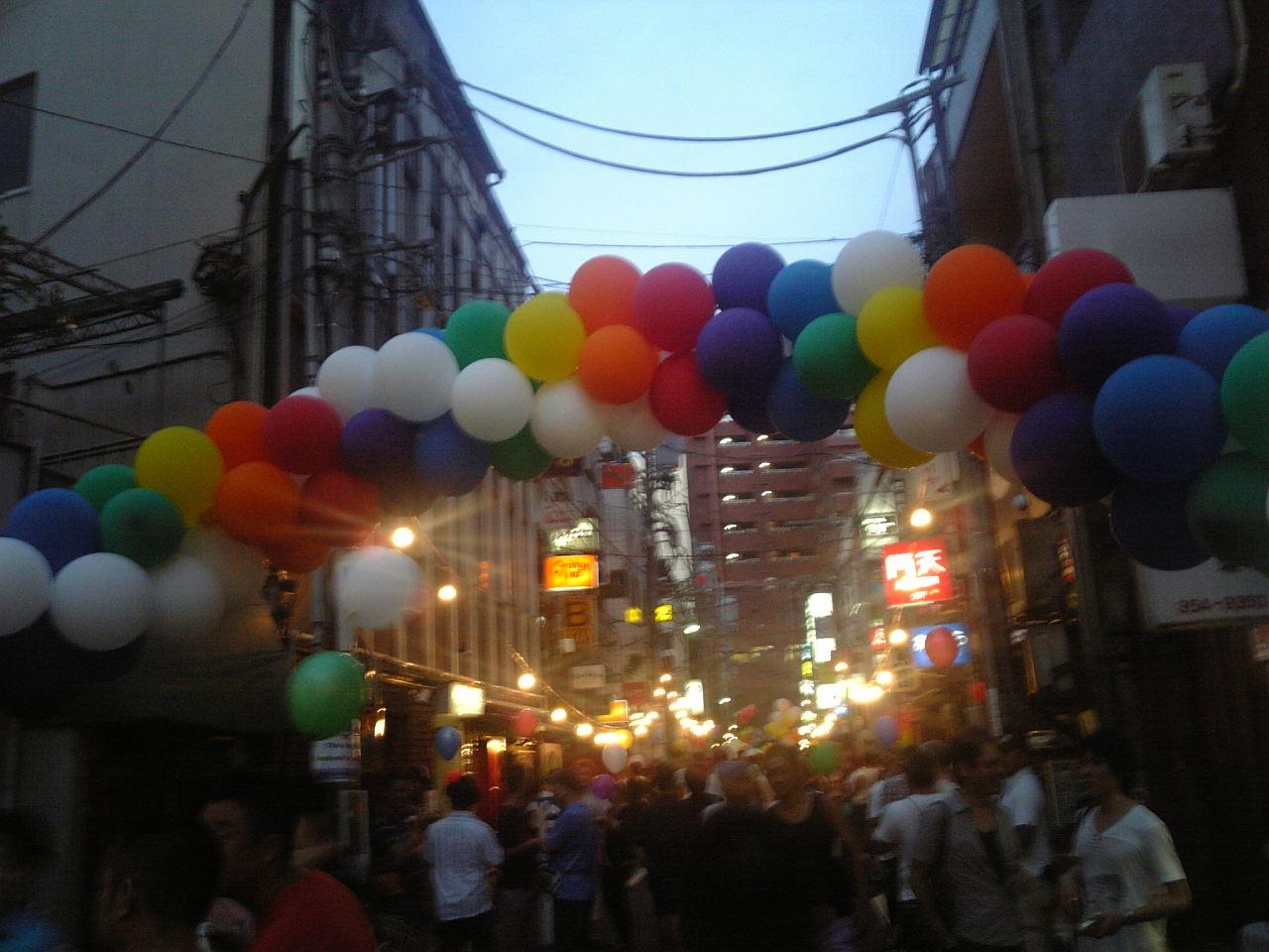 レインボー祭_f0121982_11273494.jpg
