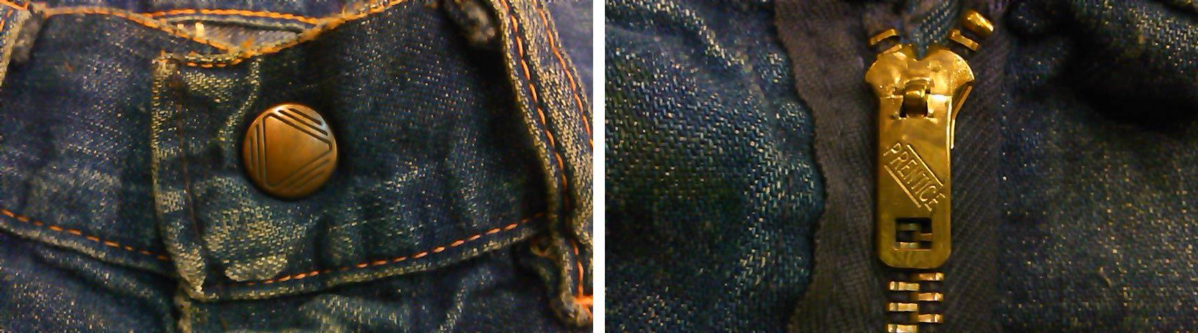 8/24(火)大阪アメリカ村店入荷情報!第4弾Vintage Denim Pants編。_c0078587_19474092.jpg