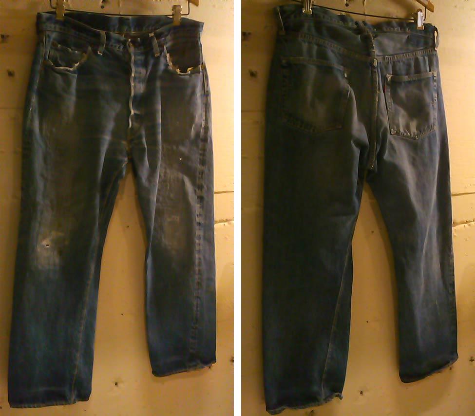 8/24(火)大阪アメリカ村店入荷情報!第4弾Vintage Denim Pants編。_c0078587_19481578.jpg