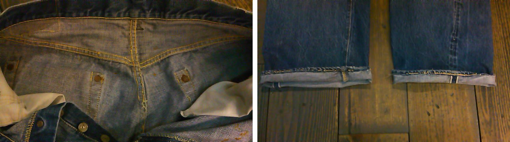 8/24(火)大阪アメリカ村店入荷情報!第4弾Vintage Denim Pants編。_c0078587_19482559.jpg