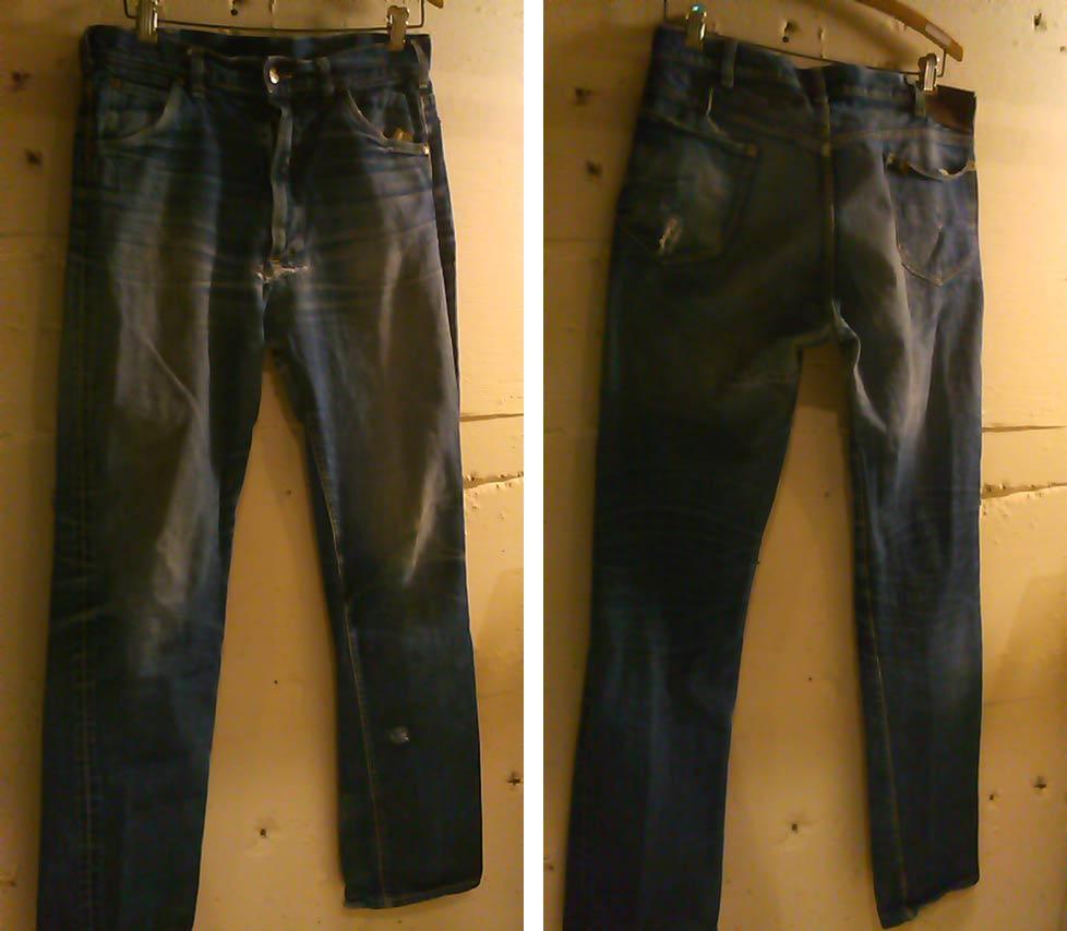 8/24(火)大阪アメリカ村店入荷情報!第4弾Vintage Denim Pants編。_c0078587_19505417.jpg