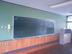 黒板の取り付け_c0215194_22392048.jpg