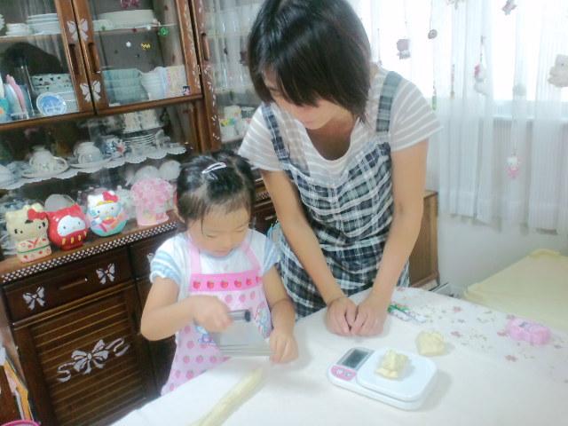 夏休み親子パン教室_c0106100_22102286.jpg