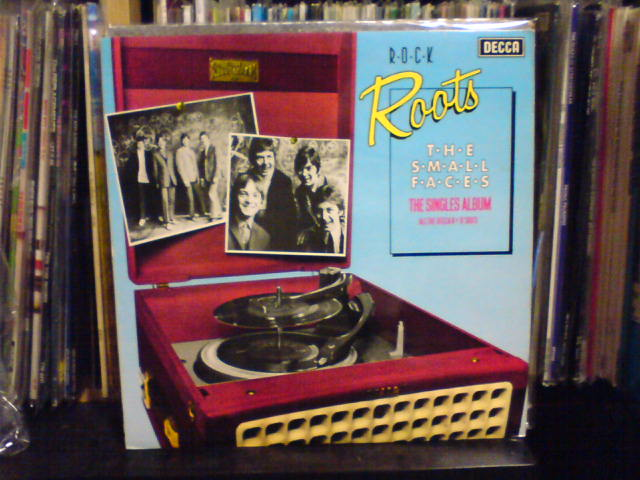 ROCK ROOTS / The Small Faces_c0104445_21591192.jpg