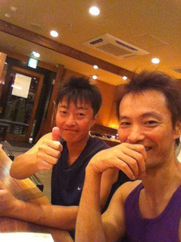 ブルース・リーと久しぶりに!_c0110051_8522491.jpg