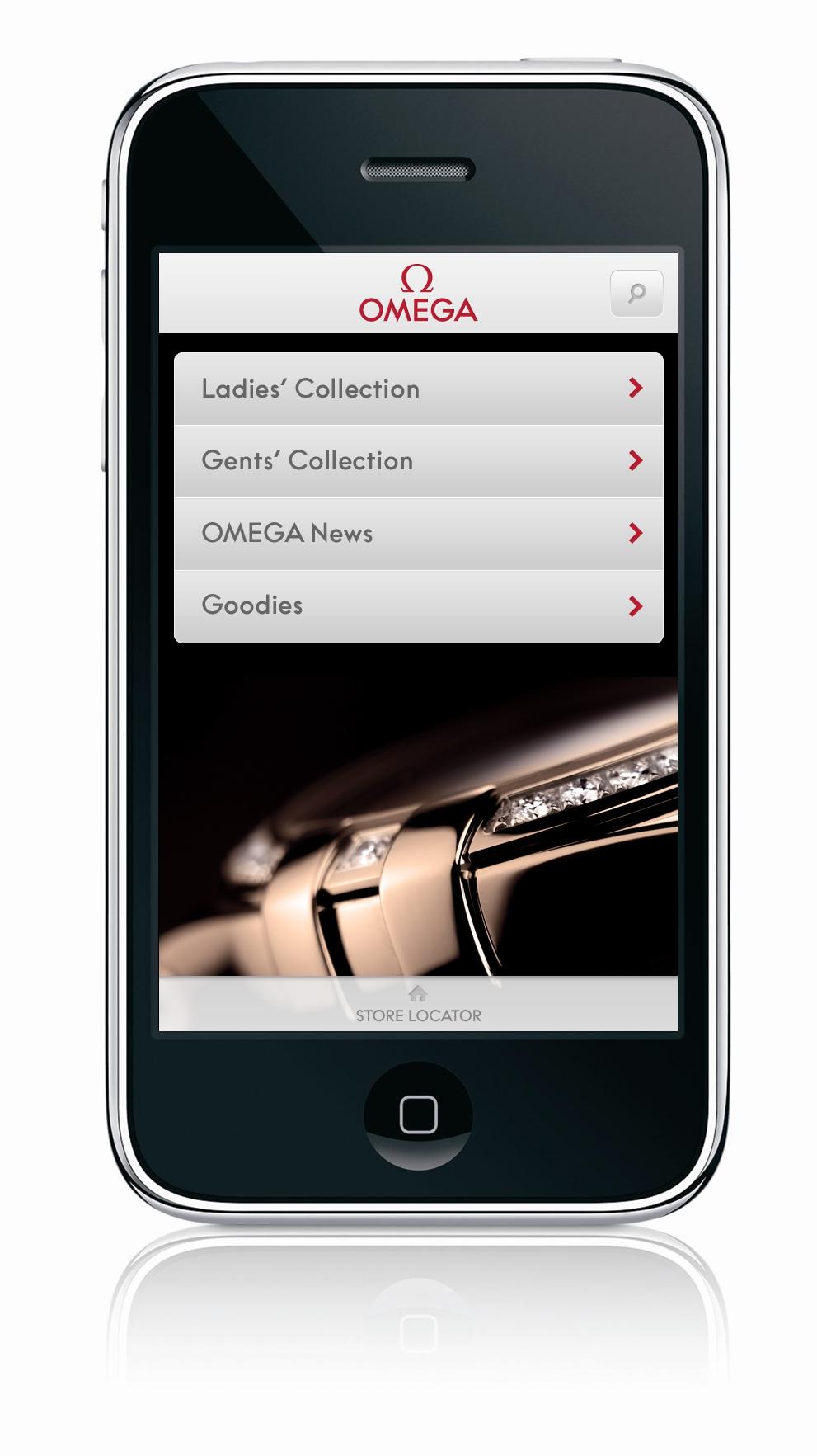 オメガが無料iPhoneアプリを公開_f0039351_17594785.jpg