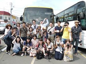 札幌会場フォトブックモニター懇親会・写真バスツアー&クイズ大会!_b0043961_19195564.jpg
