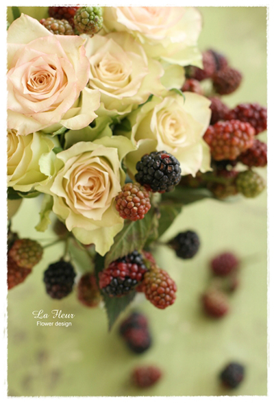 フレッシュのお花に癒されています~♪_f0127281_2220646.jpg