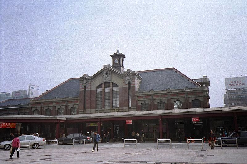 ■台湾の駅1(台北から高雄まで)_e0094583_15592412.jpg