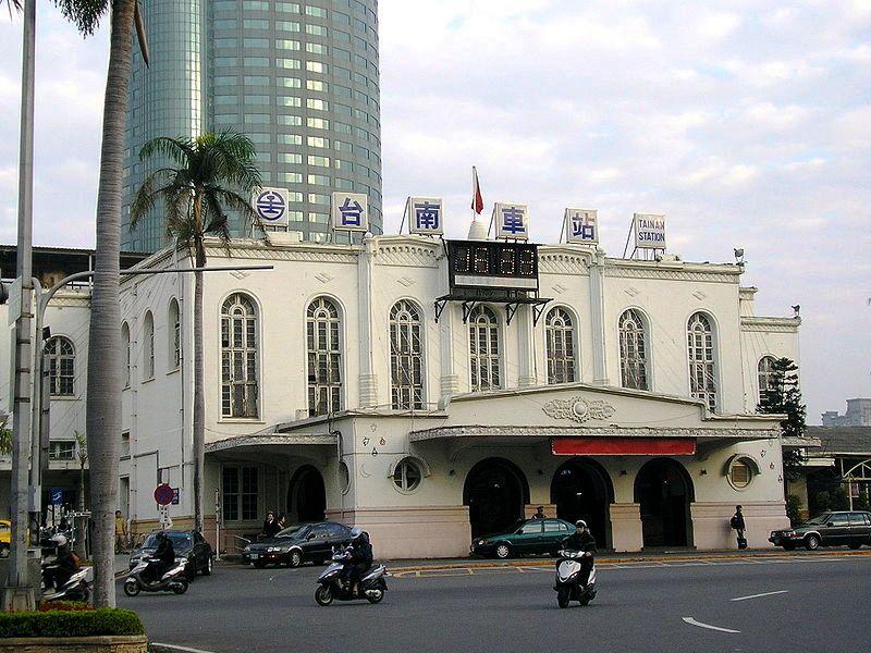 ■台湾の駅1(台北から高雄まで)_e0094583_1625369.jpg