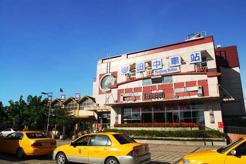 ■台湾の駅1(台北から高雄まで)_e0094583_1684868.jpg