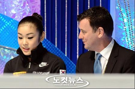 キムヨナ選手、オーサーコーチと訣別との報道_b0038294_17241958.jpg